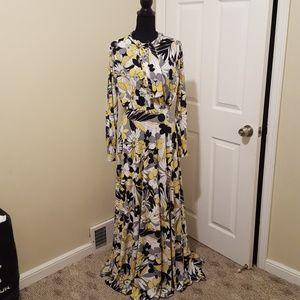 Dresses & Skirts - Abaya Maxi Dress Handmade